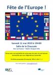 Fête de l'Europe, Mouvement européen Yvelines