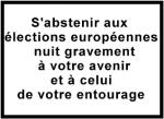 mouvement européen yvelines, électiuon européennes