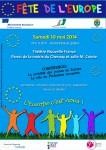mouvement européen Yvelines, fête de l'Europe, électins européennes 2014